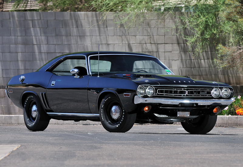 1971 Dodge Challenger R/T 426 Hemi - specifications, photo, price, information, rating
