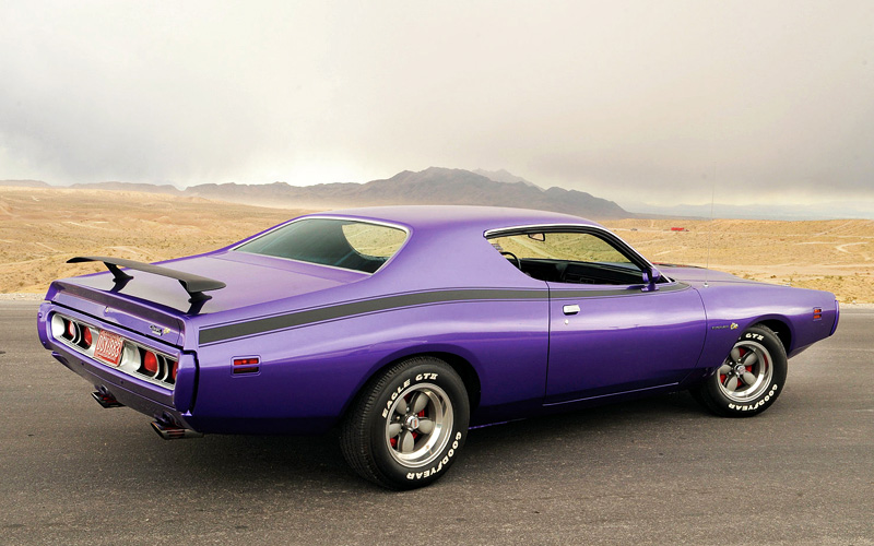 1971 Dodge Charger Super Bee Specifications Photo