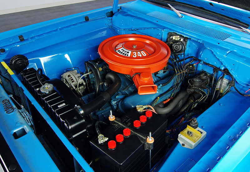 1972 Dodge Dart Demon 340 (LM29) - specifications, photo, price ...