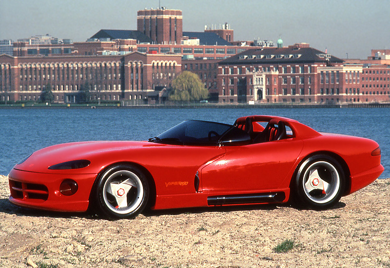 1989 Dodge Viper Concept Vm 02 Specifications Photo