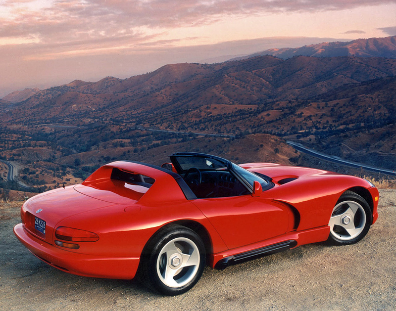 1992 dodge viper rt 10 specifications photo price. Black Bedroom Furniture Sets. Home Design Ideas
