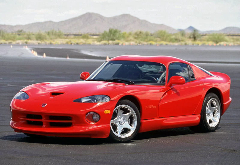 1996 Dodge Viper GTS - specifications, photo, price ...