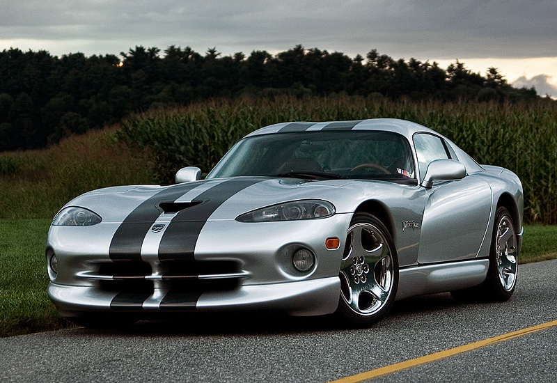 1996 Dodge Viper Gts Specifications Photo Price
