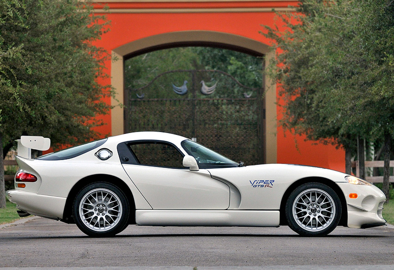 Dodge Viper Price >> 1998 Dodge Viper GTS-R GT2 Championship Edition - specifications, photo, price, information, rating