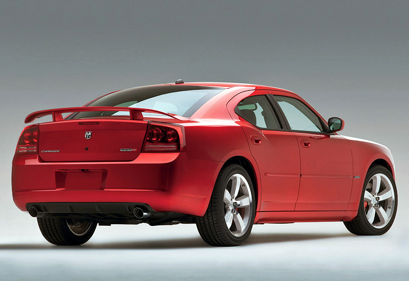 280 Kph To Mph >> 2005 Dodge Charger SRT8 - specifications, photo, price, information, rating