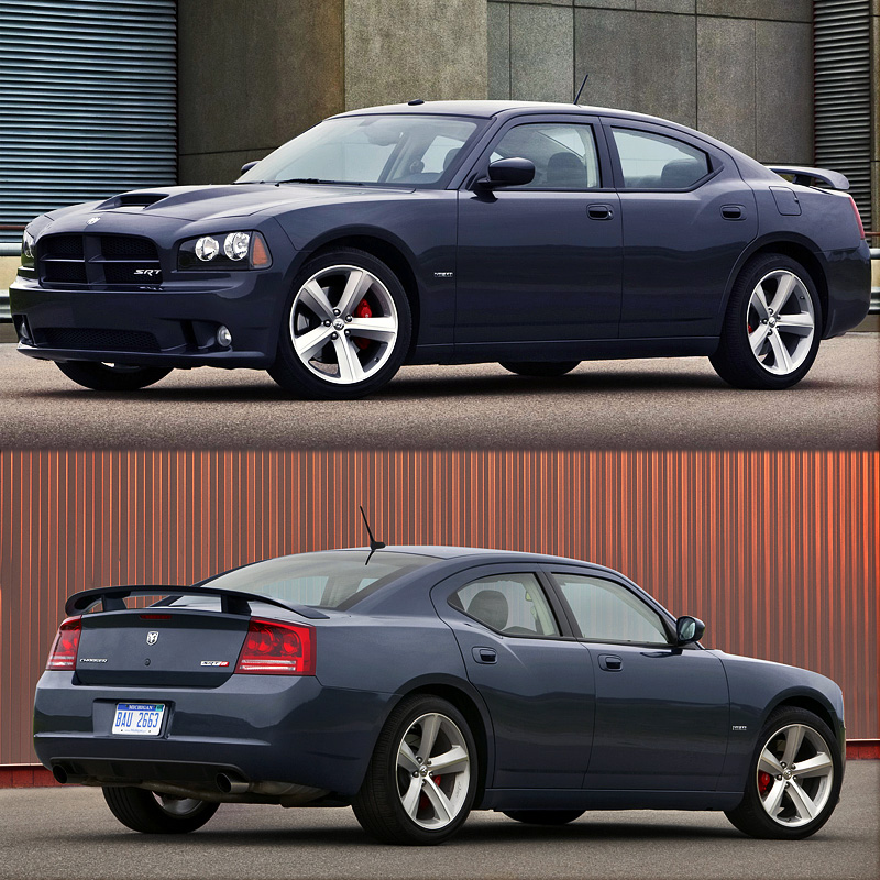 2005 Dodge Charger SRT8 - specifications, photo, price, information ...