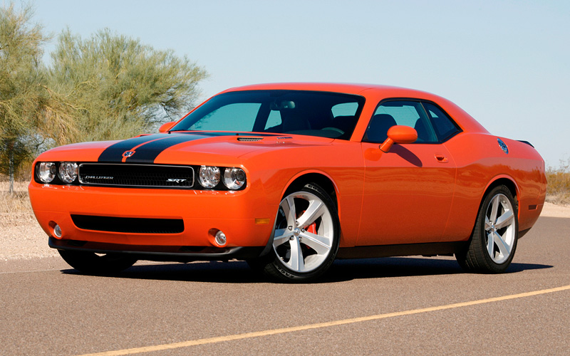 Dodge Challenger Srt on 2008 Dodge Challenger