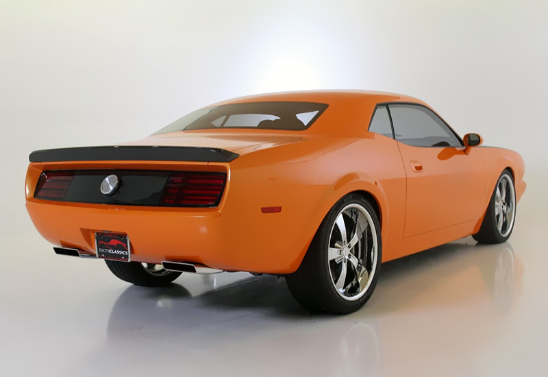 2008 Dodge Concept Cuda Specifications Photo Price