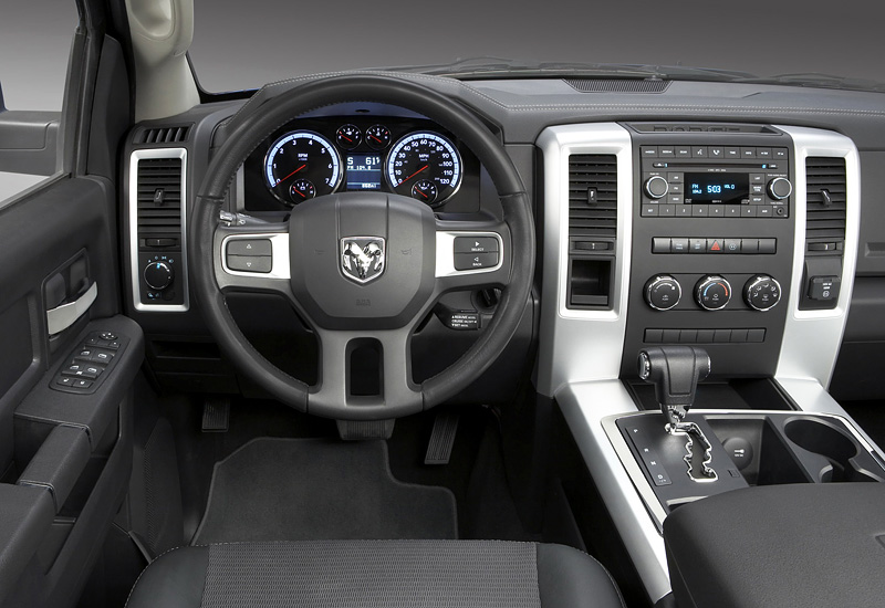 2009 Dodge Ram 1500 Sport 5 7 Hemi Specifications Photo