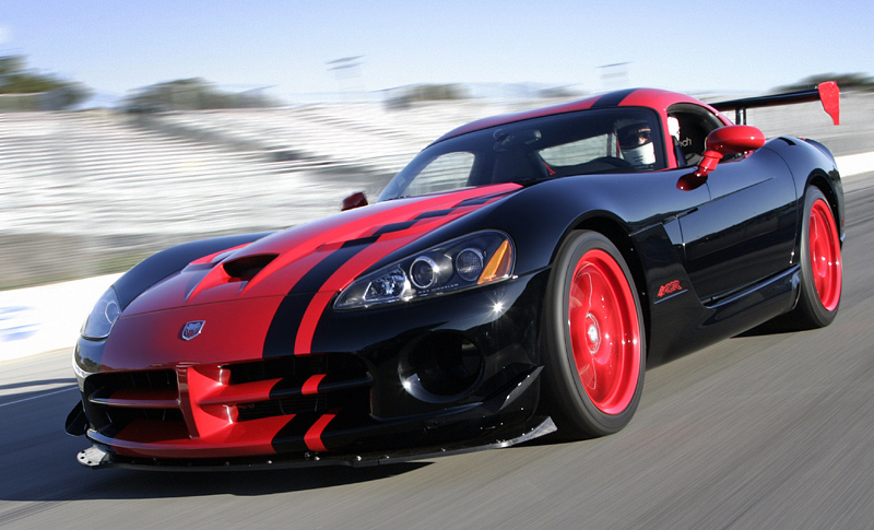 2008 Dodge Viper SRT10 ACR Specifications Photo Price