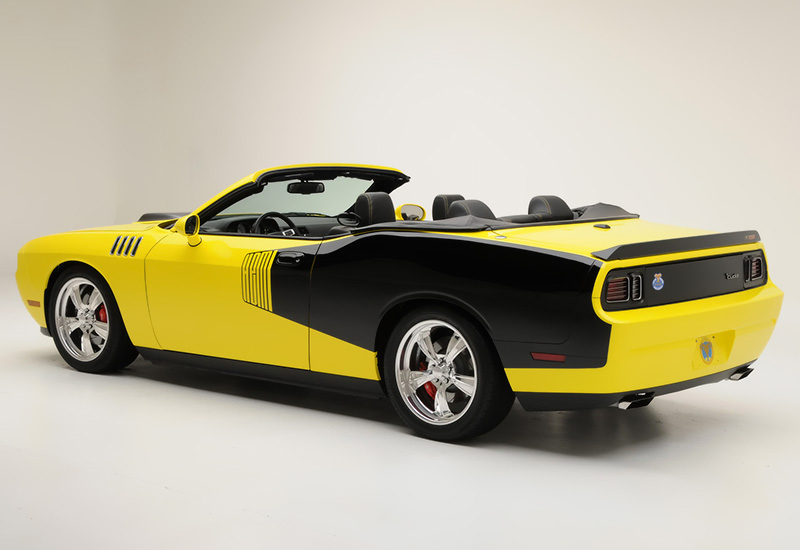 Dodge 5 7 Hemi >> 2009 Dodge Mr. Norm's 426 HEMI'cuda Convertible ...