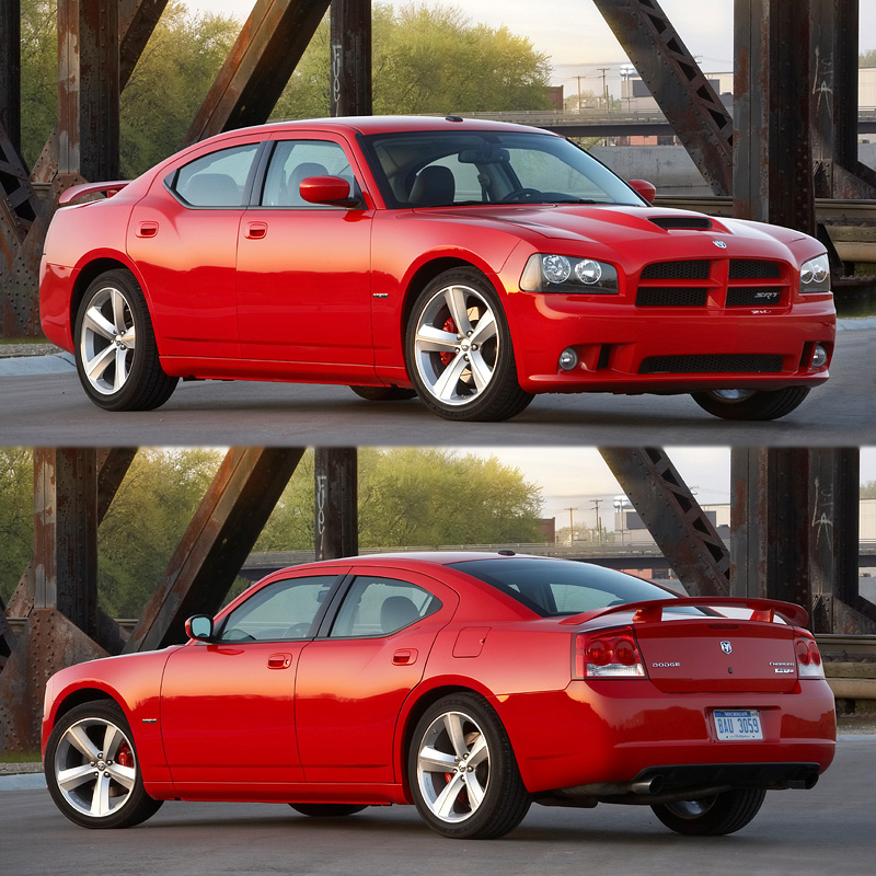 100 Kph To Mph >> 2005 Dodge Charger SRT8 - specifications, photo, price, information, rating