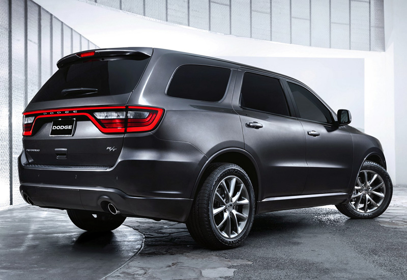 2013 Dodge Durango R/T (WD) - specifications, photo, price, information, rating