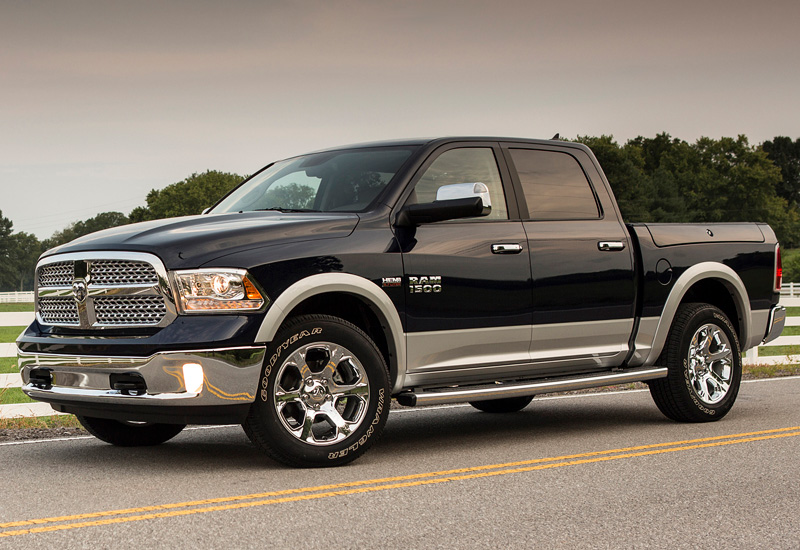 2013 dodge ram 1500 laramie 5 7 hemi specifications photo price information rating. Black Bedroom Furniture Sets. Home Design Ideas