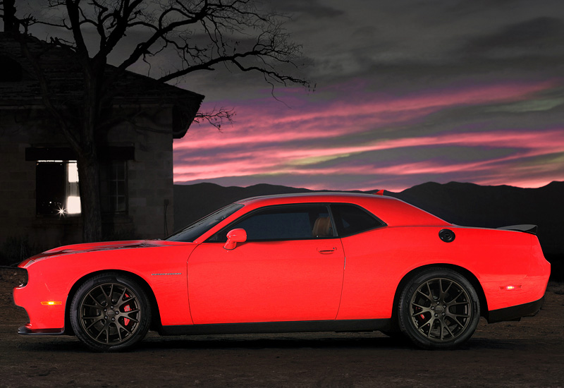 2015 Dodge Challenger SRT Hellcat - specifications, photo ...