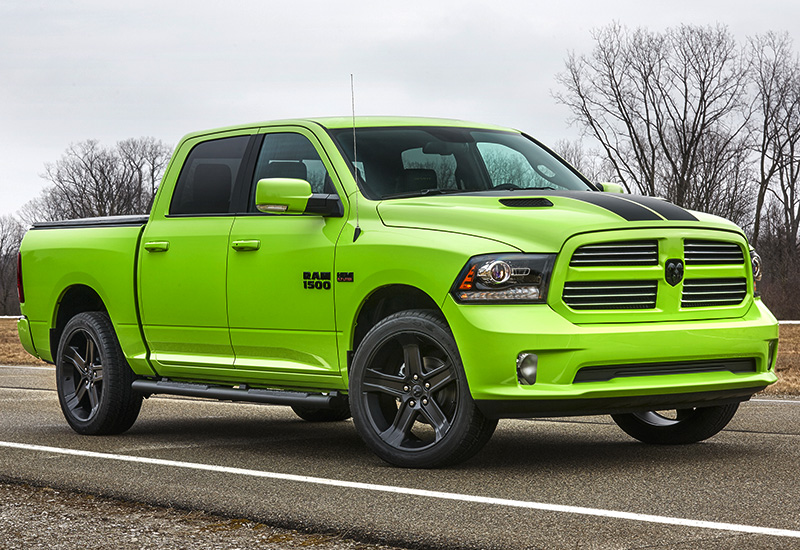 2017 Dodge Ram 1500 Sublime Sport