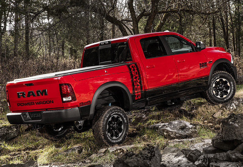 2017 Dodge Ram 2500 Power Wagon - specifications, photo, price ...