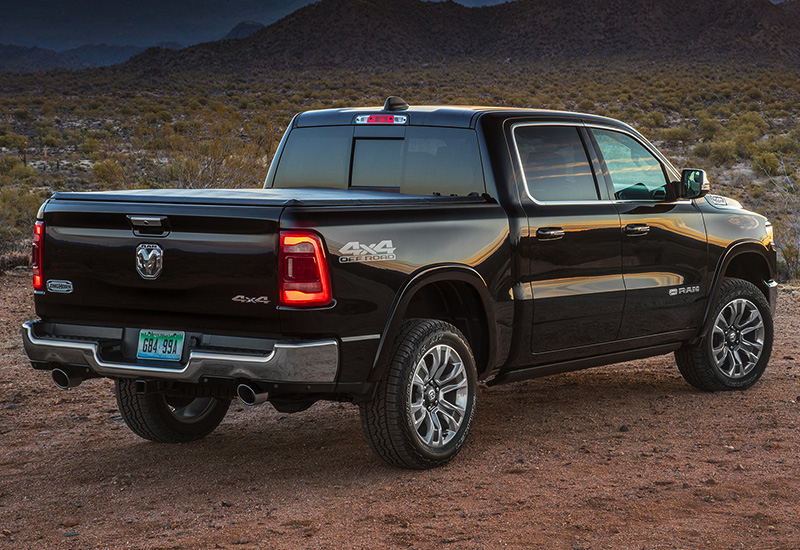 2019 Dodge Ram 1500 Laramie Longhorn Crew Cab - specifications, photo, price, information, rating