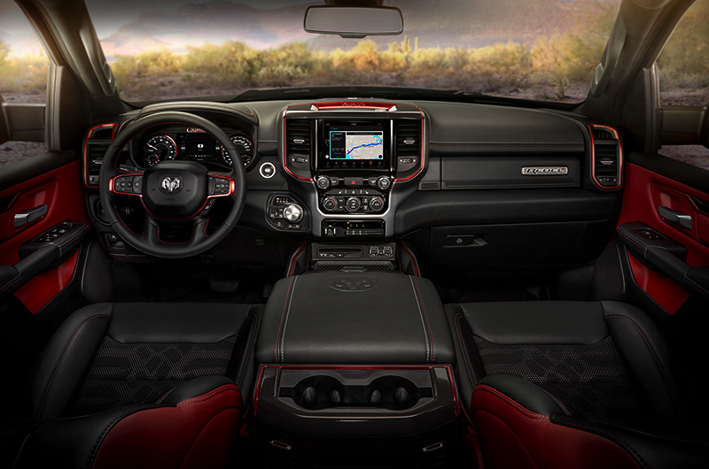 2019 Dodge Ram 1500 Rebel Quad Cab Specifications Photo