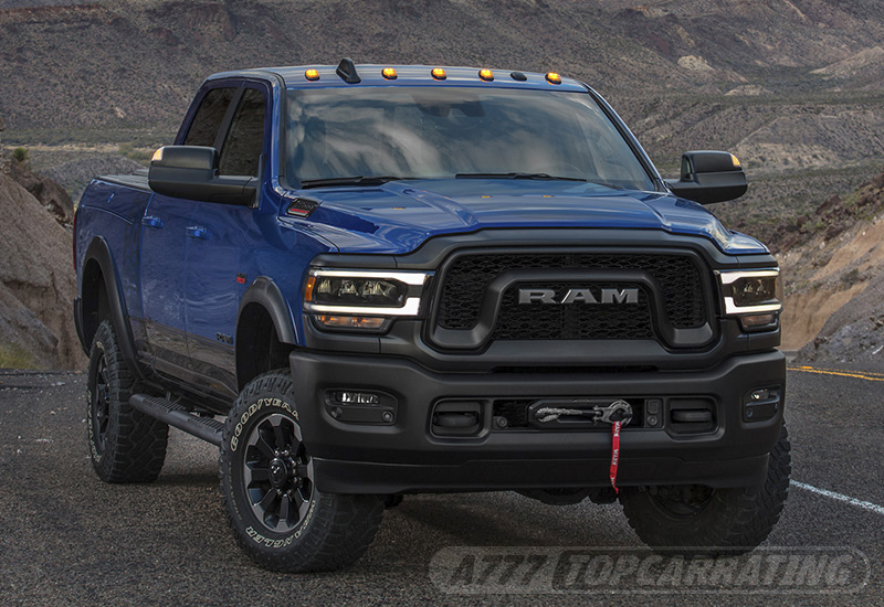Ram Rebel Price >> 2019 Dodge Ram 2500 Power Wagon - specifications, photo ...