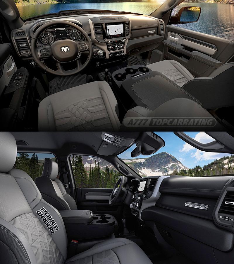 2019 Ram 2500: 2019 Dodge Ram 2500 Power Wagon