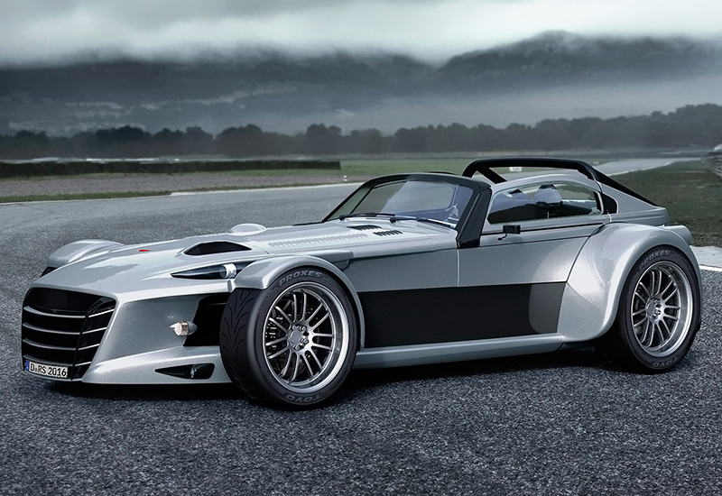 2017 Donkervoort D8 Gto Rs Specifications Photo Price
