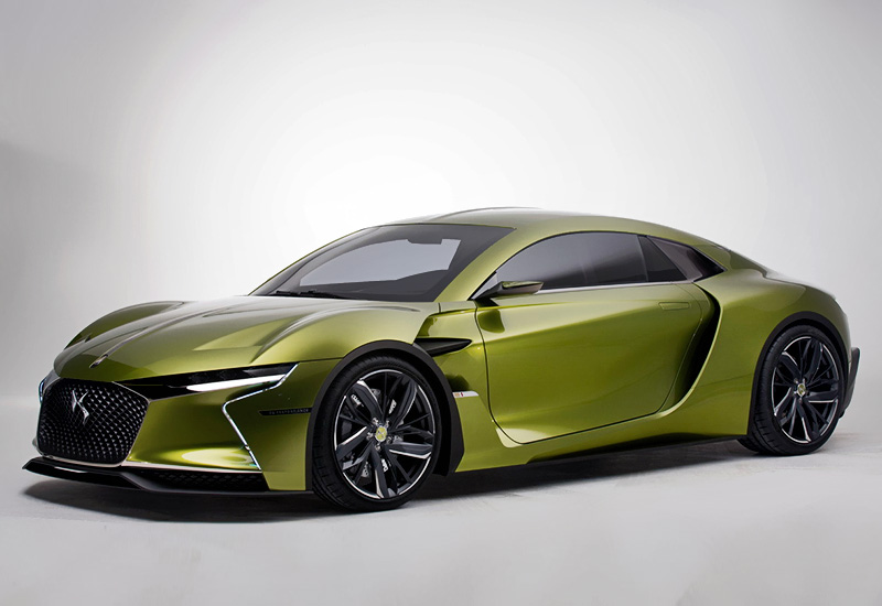 2016 Ds E Tense Concept Specifications Photo Price