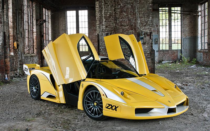 2012 Ferrari Enzo Zxx Edo Competition Zr Exotics