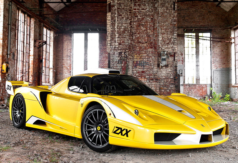 2012 Ferrari Enzo ZXX Edo Compeion ZR Exotics - specifications ...