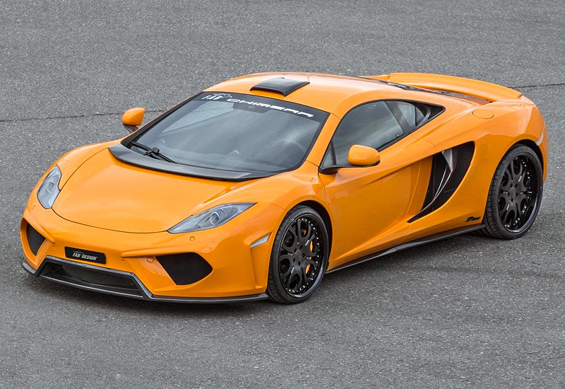 2013 Mclaren Mp4 12c Fab Design Chimera Specifications
