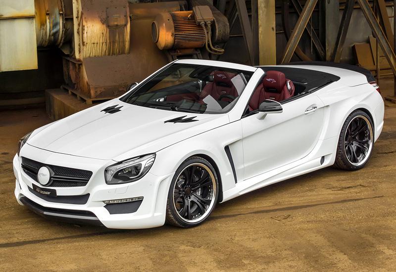 2013 mercedes benz sl 63 amg fab design bayard for Mercedes benz sl550 amg price