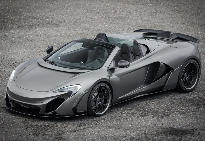 2015 mclaren 650s fab design vayu rpr spider - specifications, photo