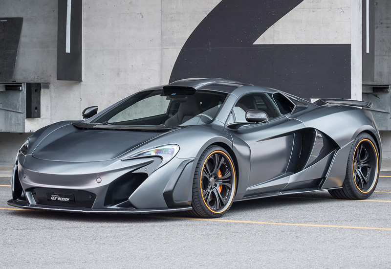 2015 mclaren 650s fab design - specifications, photo, price