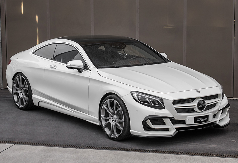 2016 mercedes benz s63 amg coupe fab design ethon for Mercedes benz amg s63 price