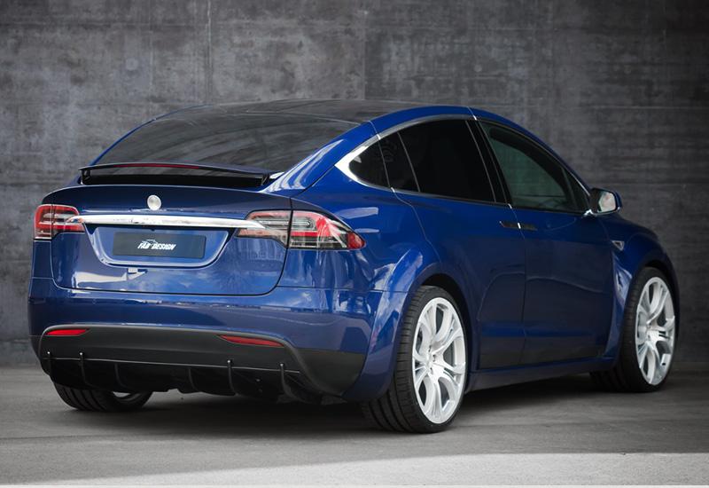 2017 Tesla Model X FAB Design Virium - specifications ...