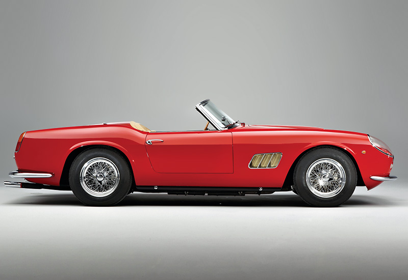 1960 Ferrari 250 Gt Swb California Specifications Photo
