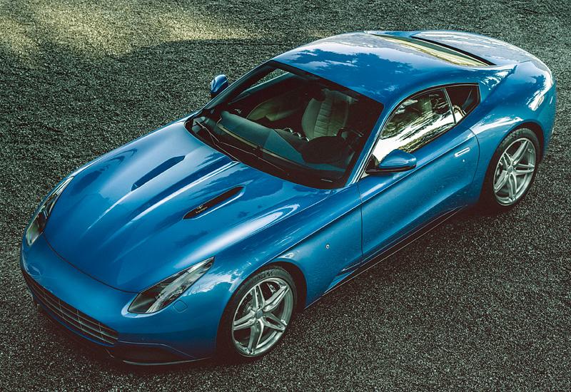 Ferrari F12 Price >> 2015 Ferrari Berlinetta Lusso by Touring - specifications ...
