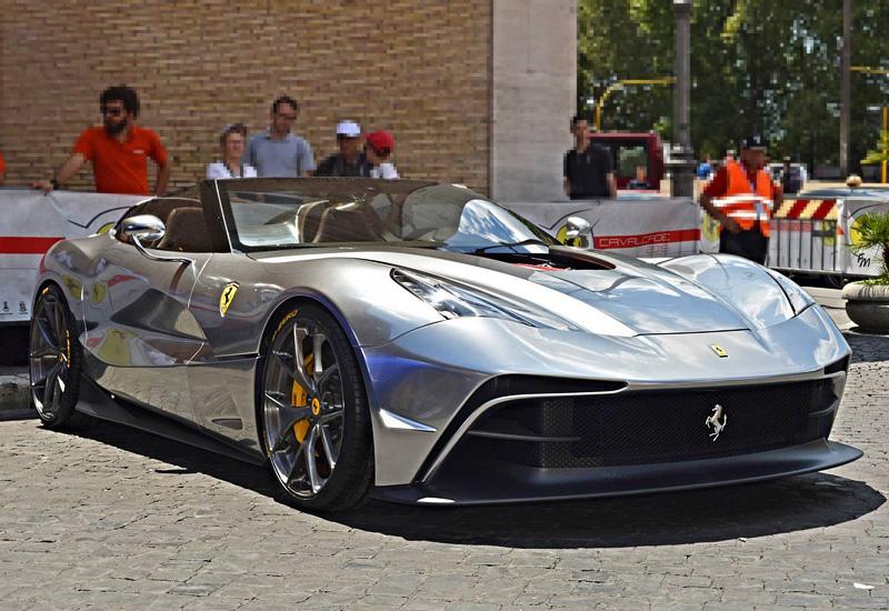 2015 Ferrari F12 TRS Novitec \u0026 Scuderia Car Parts