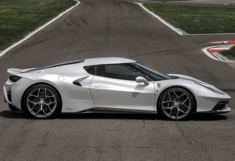 2016 Ferrari 458 Mm Speciale Specifications Photo