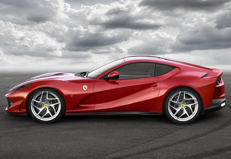 Ferrari 812 Superfast Price >> 2017 Ferrari 812 Superfast - specifications, photo, price, information, rating