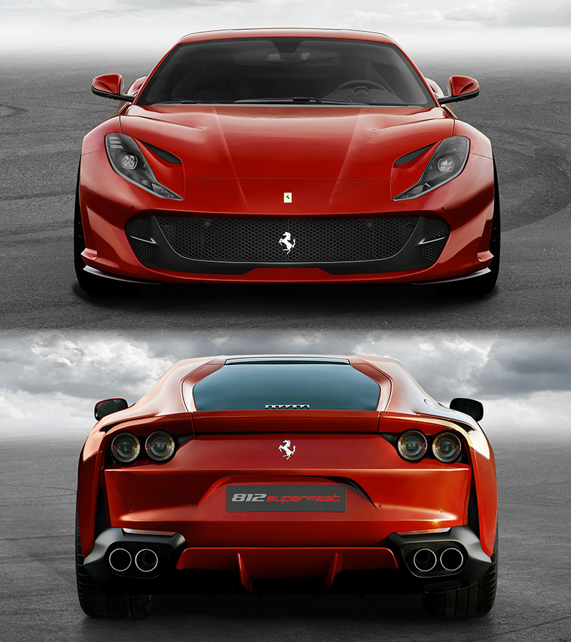 Ferrari 812 Superfast: Specifications, Photo, Price