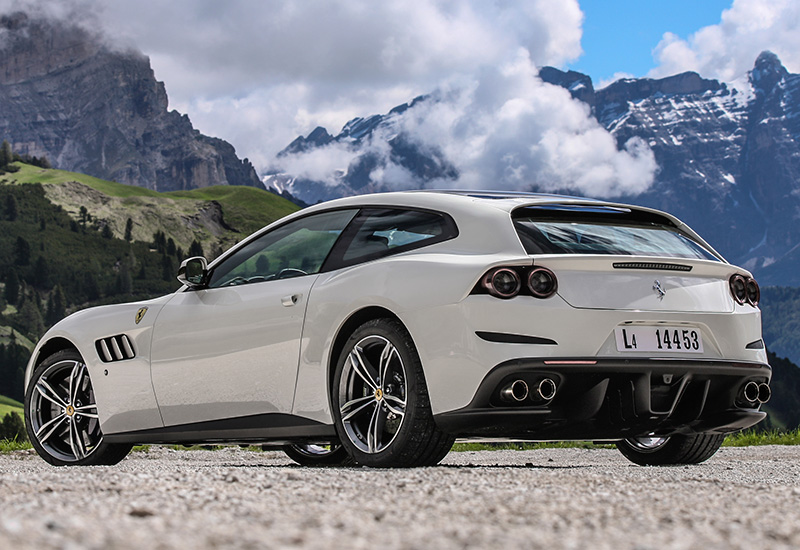 2016 Ferrari GTC4 Lusso - specifications, photo, price ...