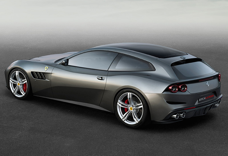 Wonderful 2017 Ferrari GTC4 Lusso  Specifications Photo Price