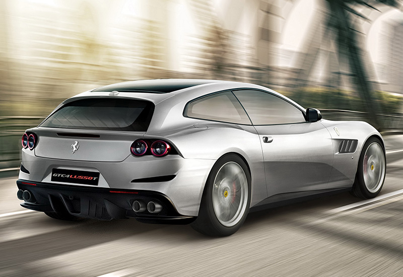 2017 ferrari gtc4 lusso t specifications photo price information rating. Black Bedroom Furniture Sets. Home Design Ideas