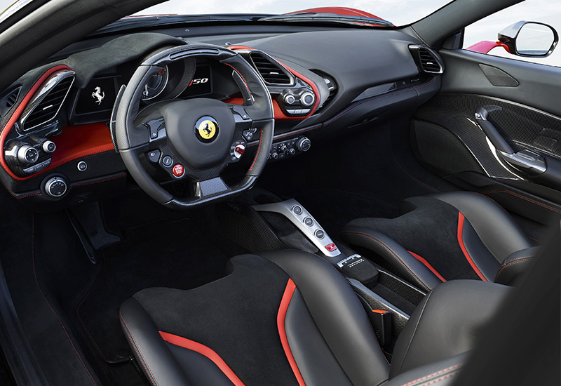 2017 Ferrari J50 , specifications, photo, price, information