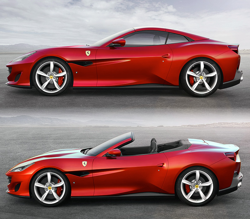 Ferrari Portofino: Specifications, Photo, Price