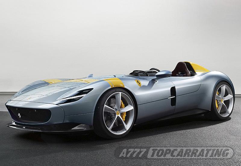 2019 Ferrari Monza SP1 , specifications, photo, price