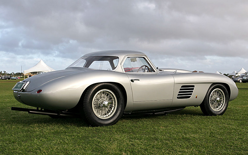 1954 Ferrari 375 MM Coupe Scaglietti - specifications, photo, price