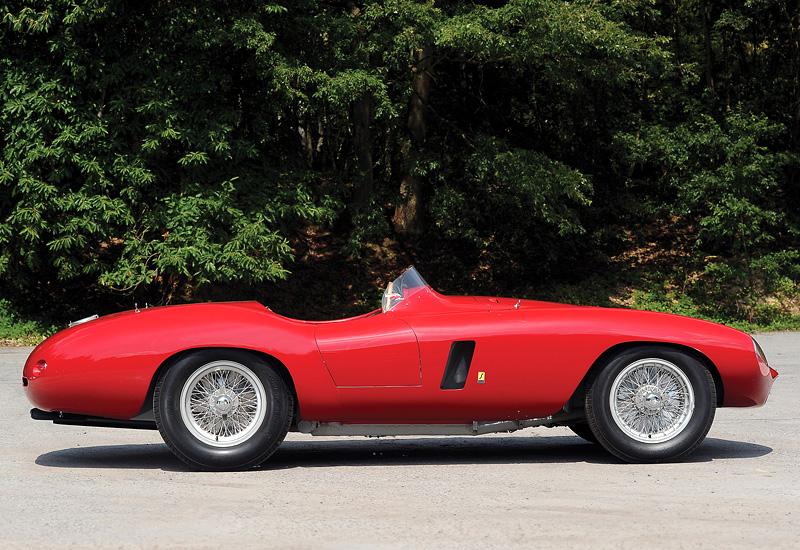1954 Ferrari 750 Monza Specifications Photo Price