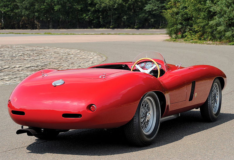1954 Ferrari 750 Monza Specifications Photo Price